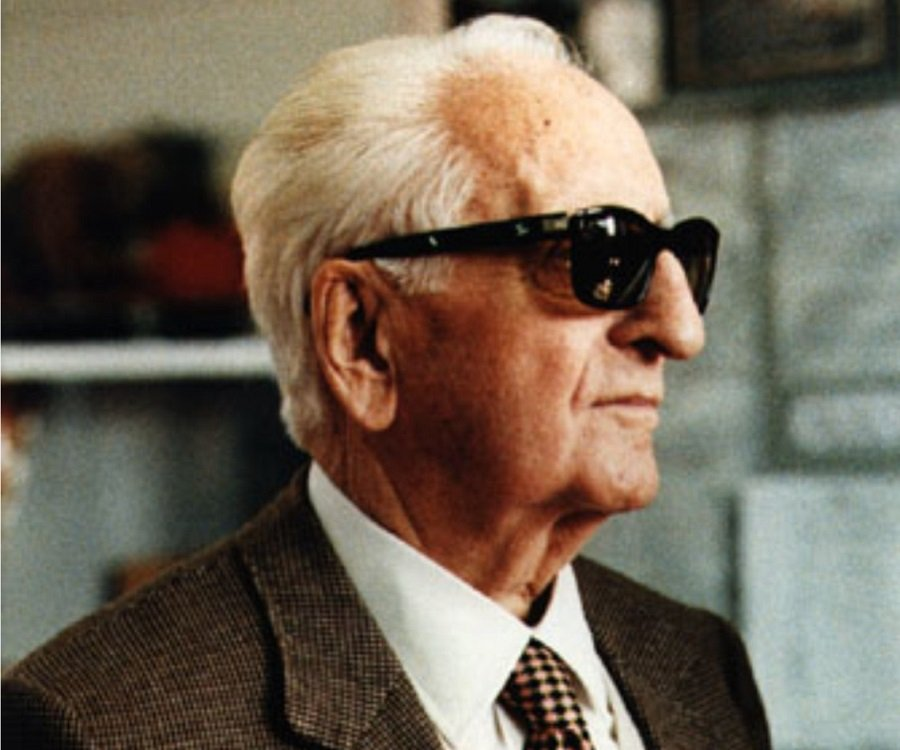 Enzo ferrari person