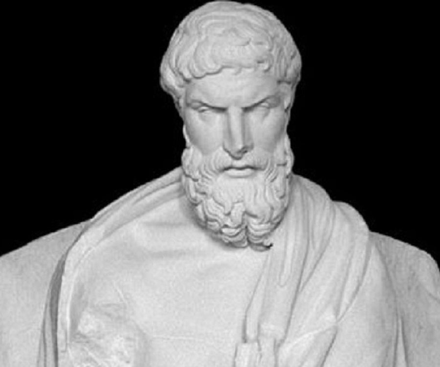 a biography of epicurus a greek philosopher It is impossible to live a pleasant life without living wisely and honorably and  justly,  epicurus (341 bc – 270 bce) was an ancient greek philosopher whose .