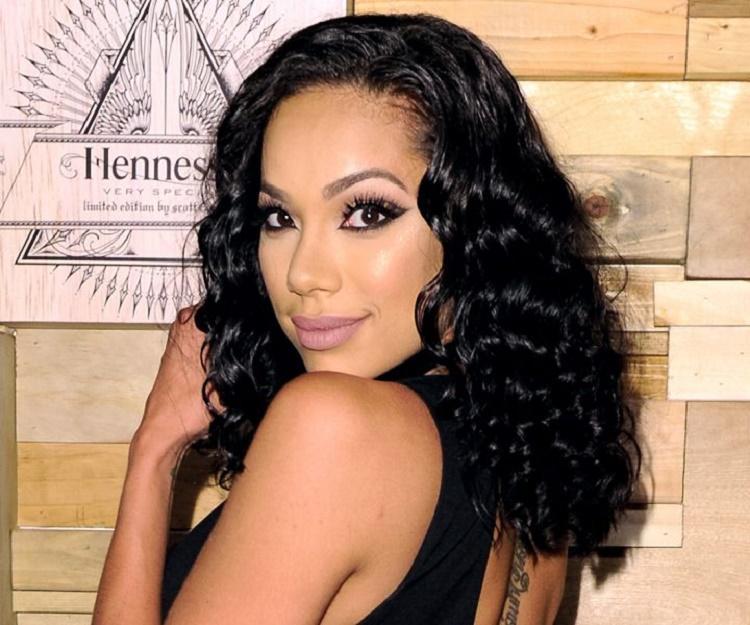 Erica love and hip hop dating floyd 10