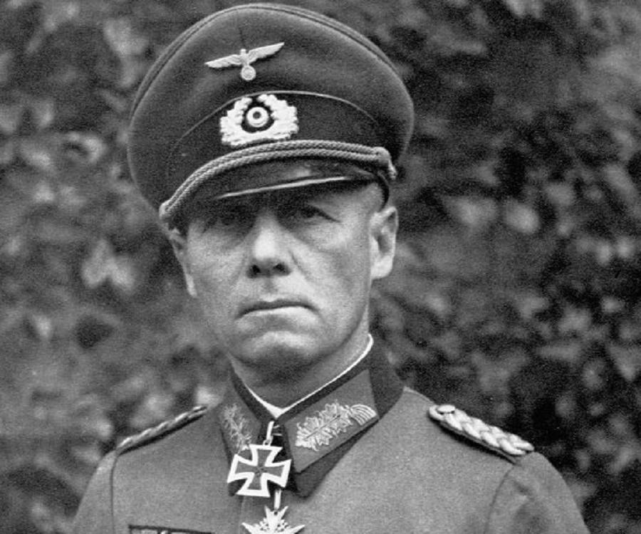 field marshal erwin rommel Neurosurgical focus neurosurg focus 41 (1):e8, 2016 g erman field marshal erwin rommel developed a reputation as one of germany's most popular and.
