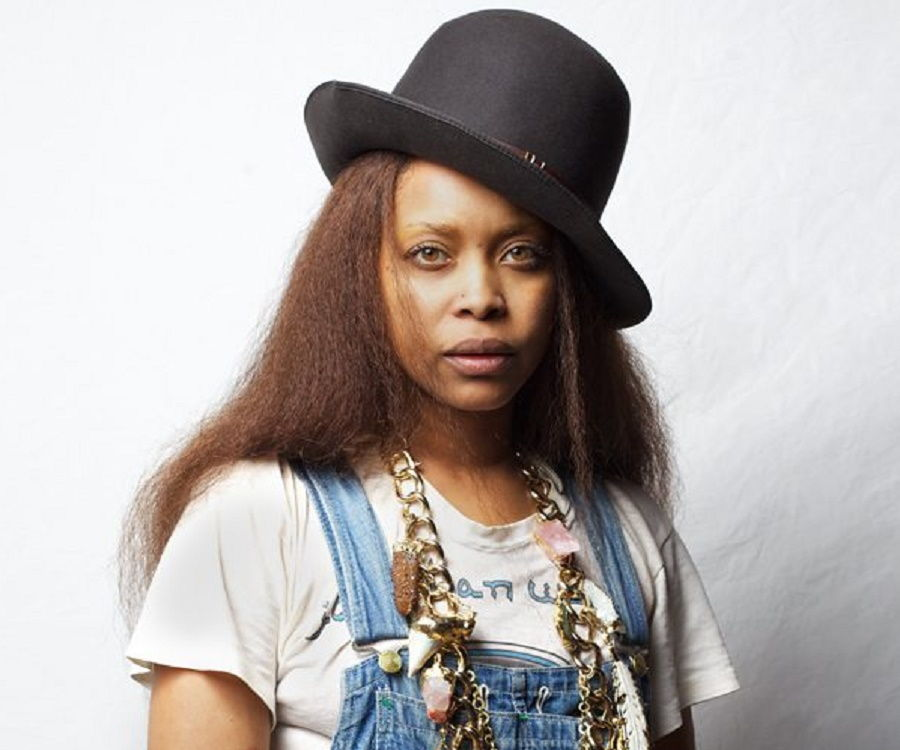 Erykah Badu Erica Abi Wright Biography Facts