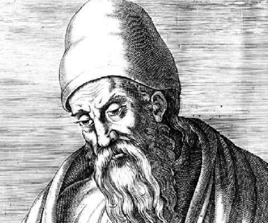 Euclid the father of geometry