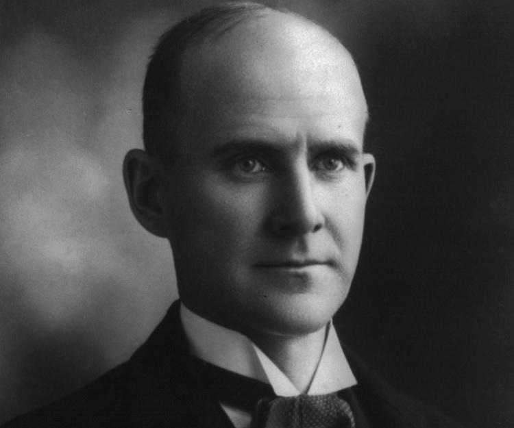 a biography of eugene victor debs the leader of the american socialist party The voice of democratic socialism in the united states of america.