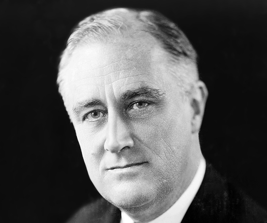 franklin d roosevelt a fighting president of the united states