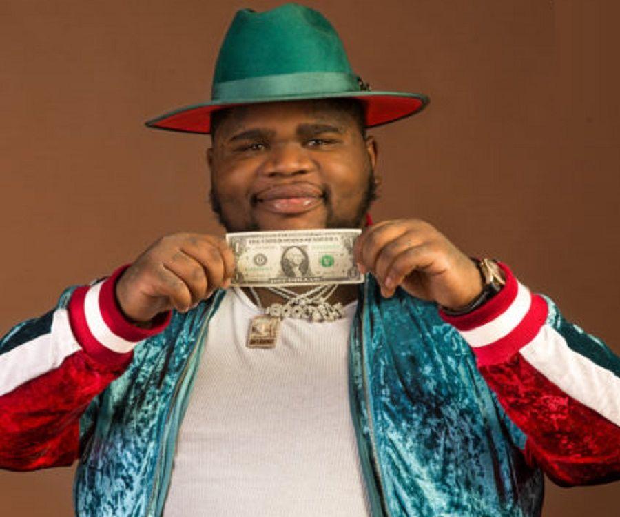 Fat Black Comedian Jpg