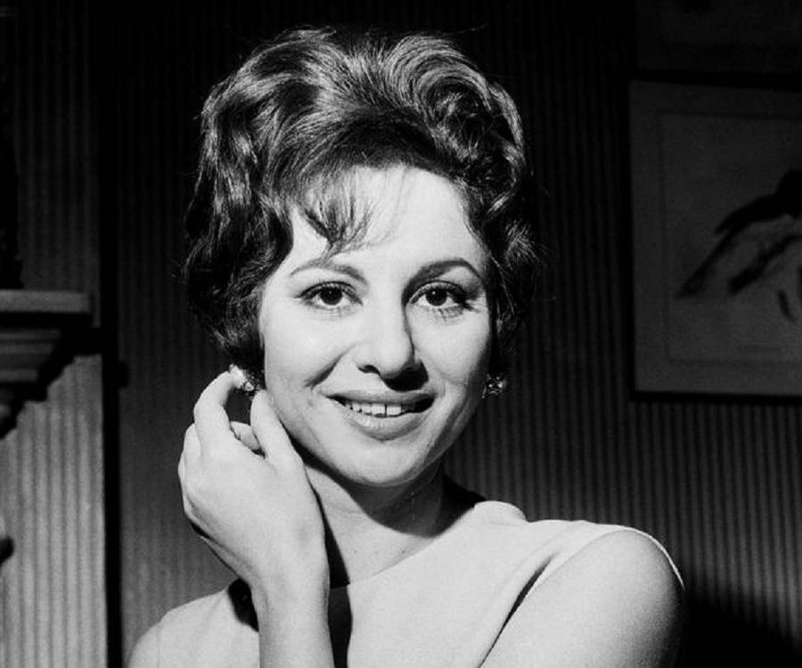 Faten Hamama Biography - Facts, Childhood, Family Life