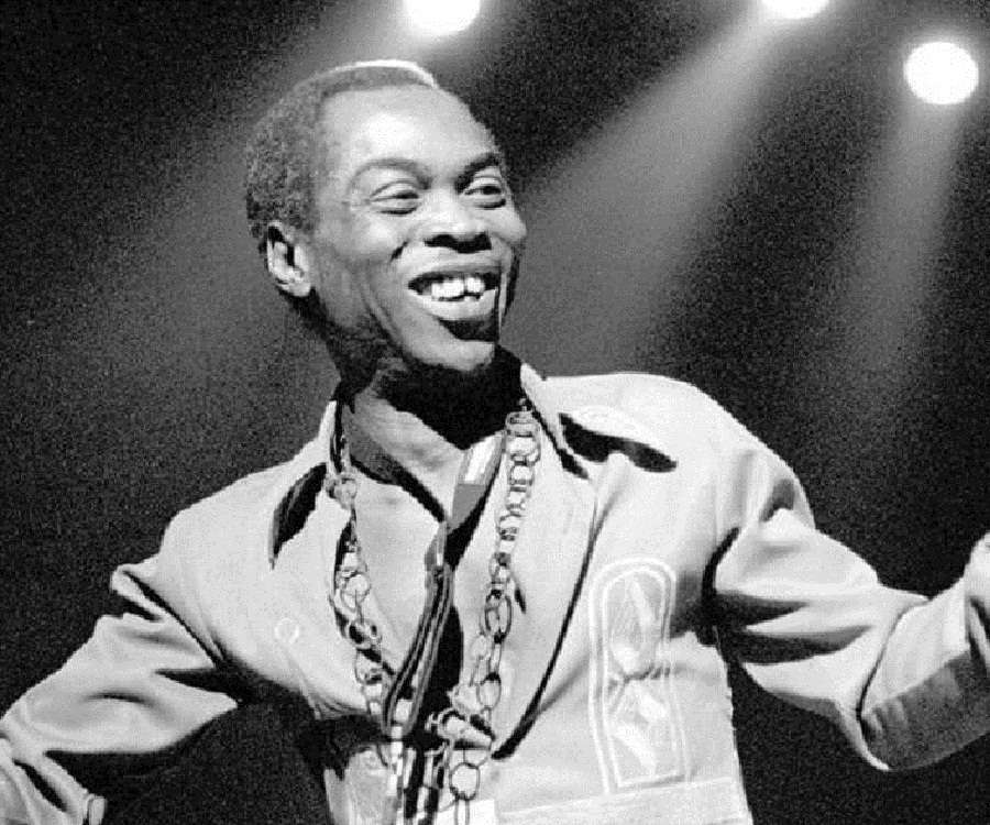 Fela Kuti Biography - Facts, Childhood, Family Life of