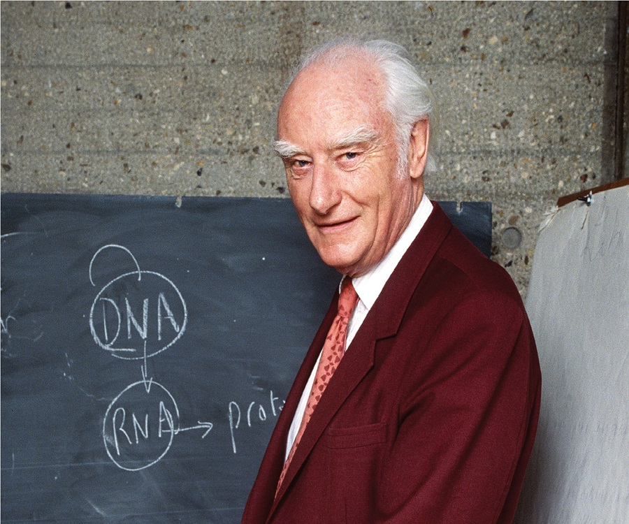 What Was Max Born Famous For >> Francis Crick Biography - Childhood, Life Achievements & Timeline
