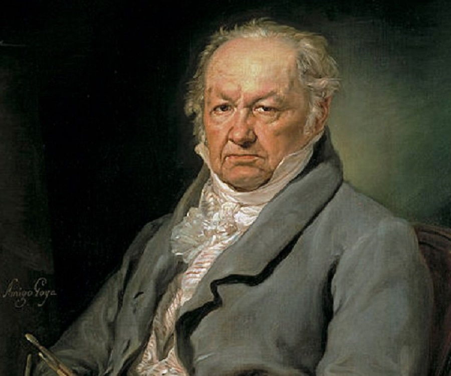 an introduction to the life of francisco goya a painter Spanish romantic francisco goya was the court artist to the spanish crown   the painting commemorates a dark moment in spanish history.