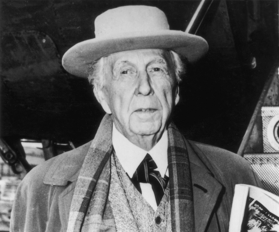 an introduction to the life and bibliography of frank lloyd wright Fallingwater: a frank lloyd wright country house by edgar kaufmann jr .