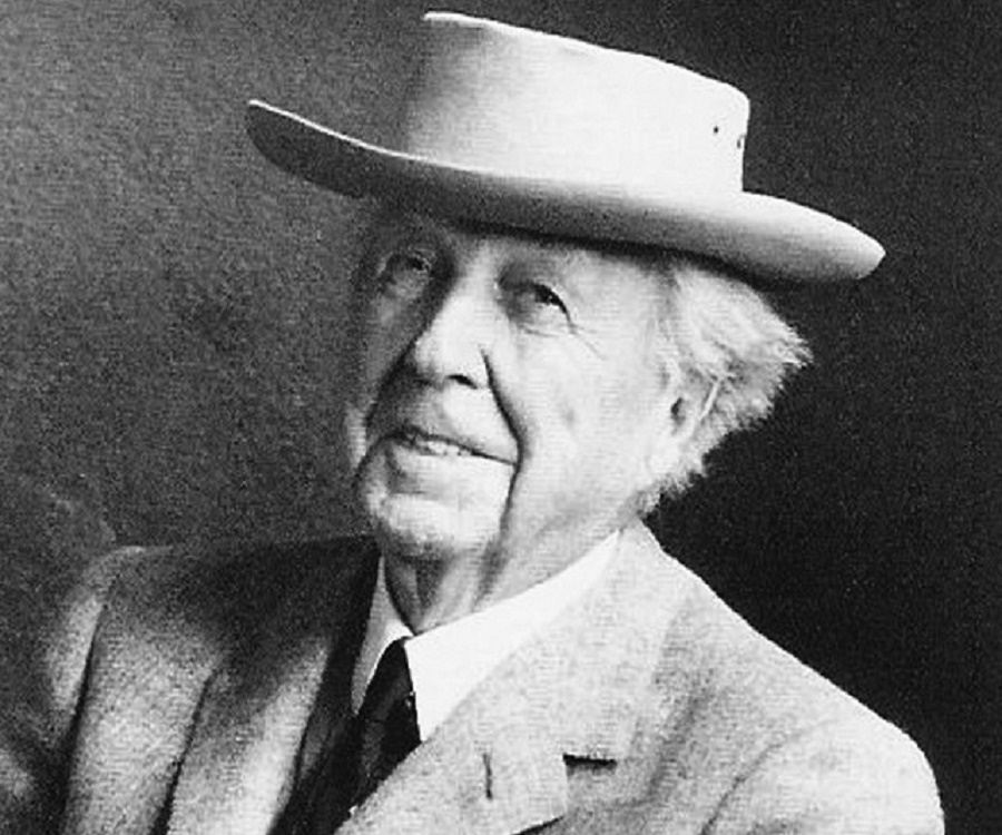 Frank Lloyd Wright Biography Childhood Life Achievements Timeline