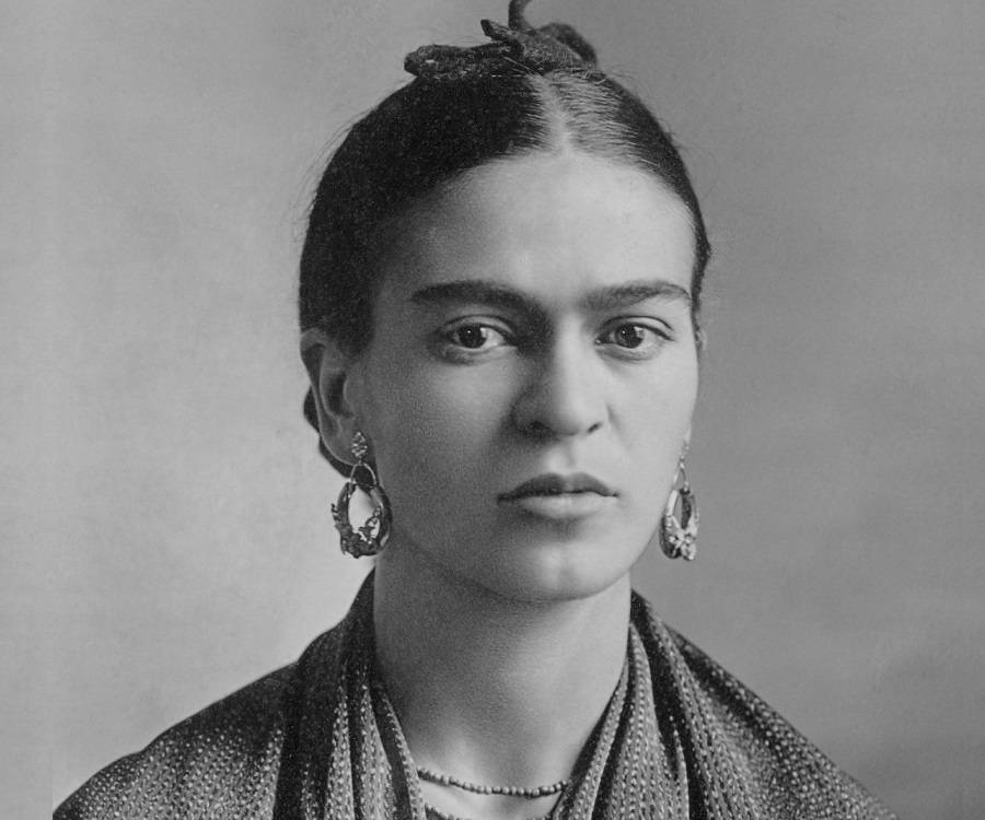 Bisexual Painter Frida Kahlo