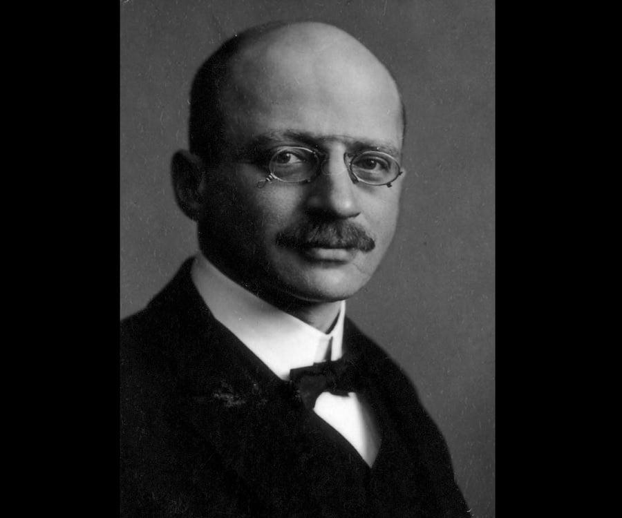 Fritz Haber Biography Childhood Life Achievements
