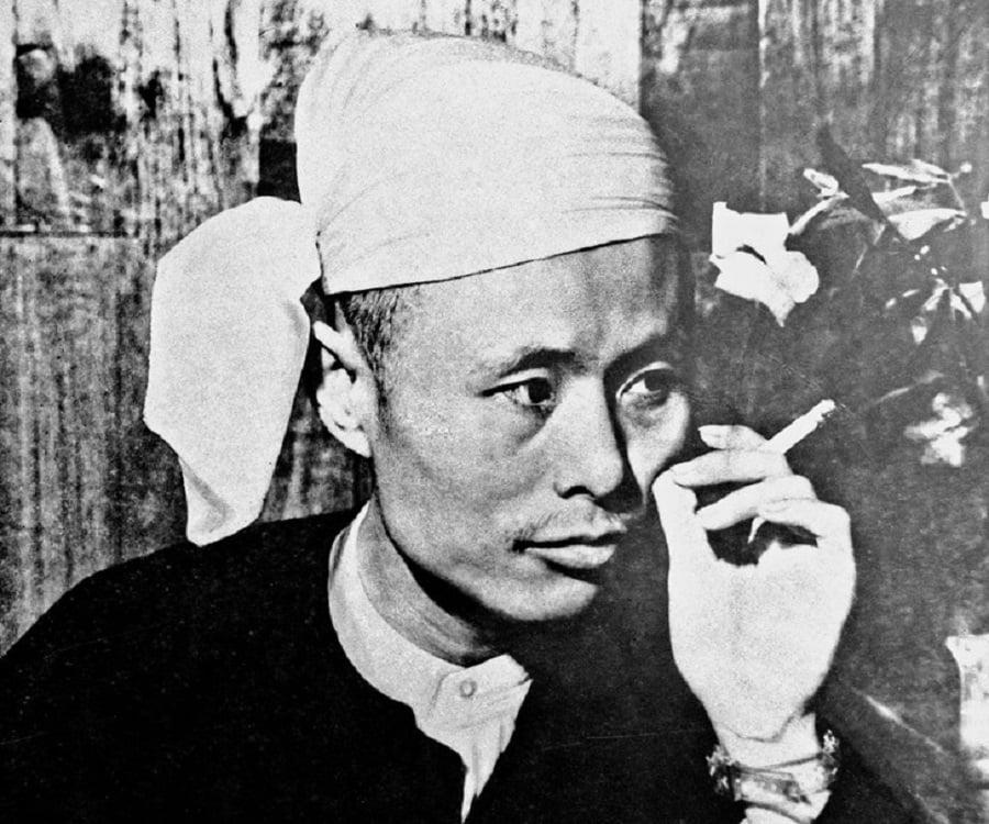 general aung san biography childhood life achievements