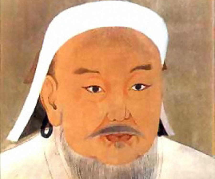 genghis khan biography childhood life achievements timeline