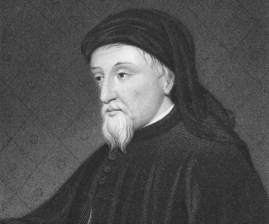 """a very brief analysis of the canterbury tales by geoffrey chaucer """"the women's question"""" in geoffrey chaucer's the canterbury tales  the  fabliau women – and indeed all the fabliau characters – act  with ample time for  poetry and finishing the canterbury tales but death cut his plans short too soon."""