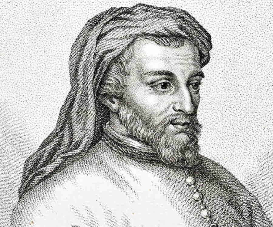 Geoffrey Chaucer death
