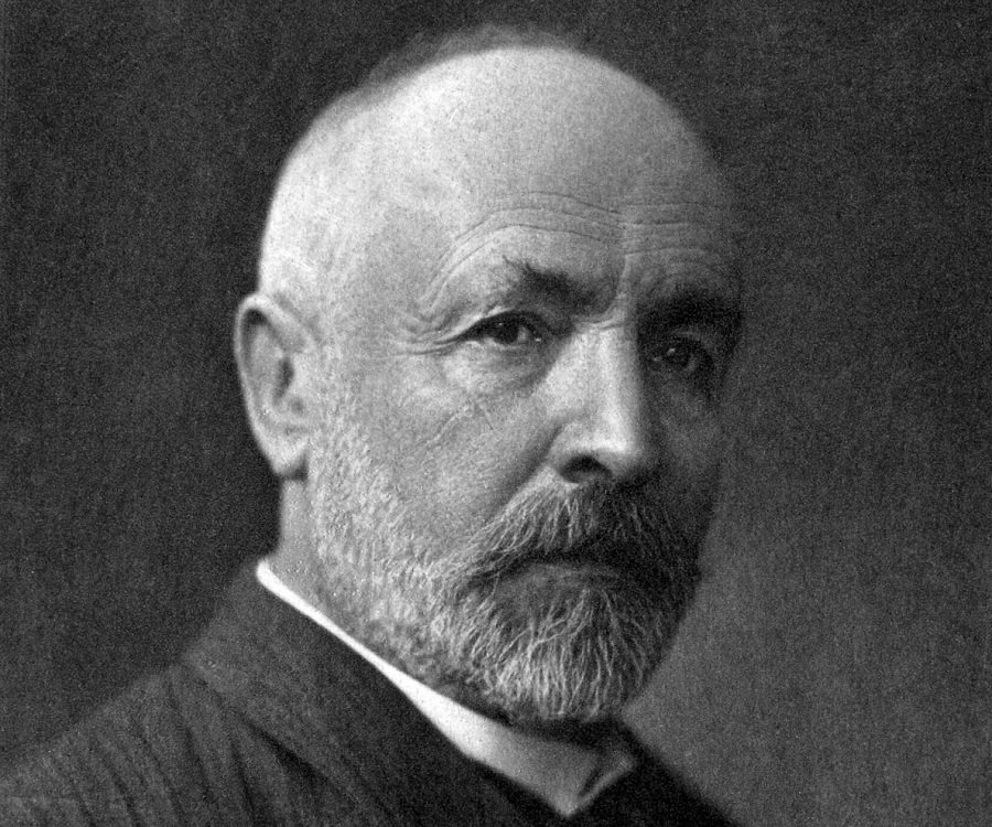 georg cantor quotes