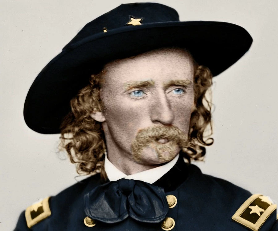 General George A. Custer Biography – Military History of the Upper ...
