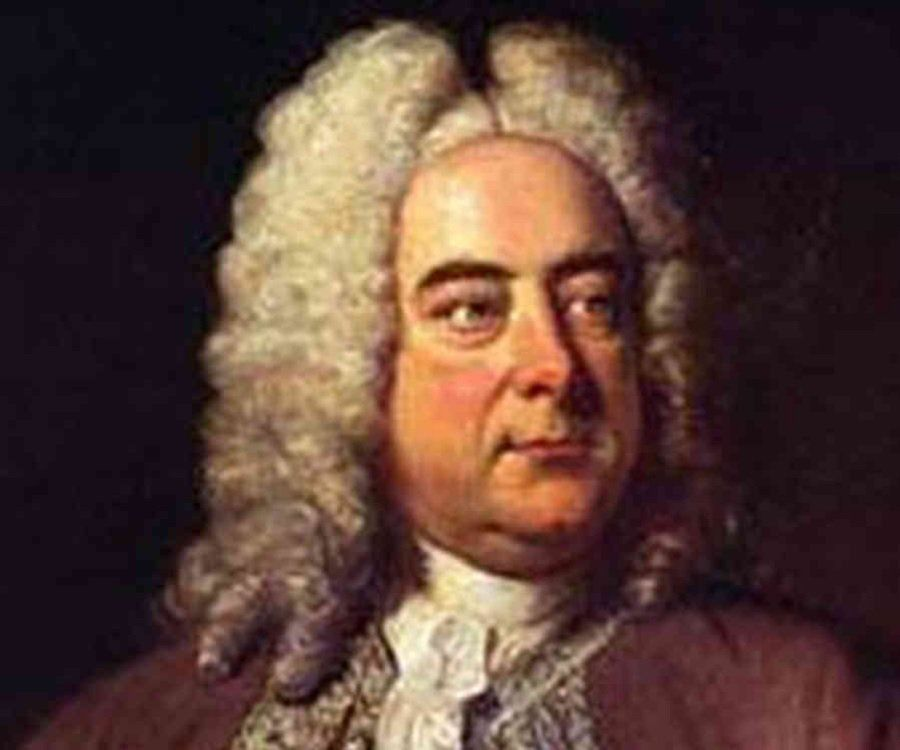 george frederick handel facts