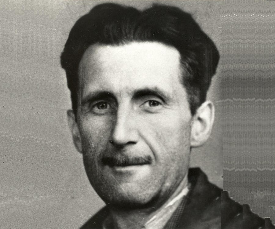 A biography of george orwell an english novelist essayist journalist and critic