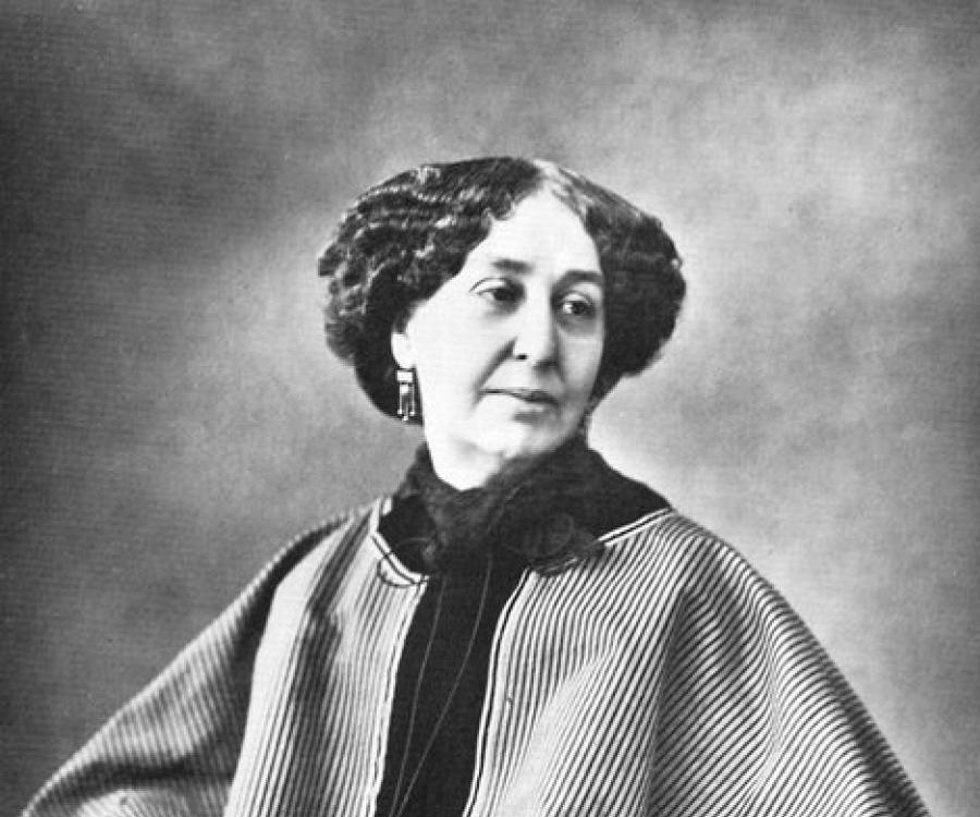 George Sand Biography Childhood Life Achievements