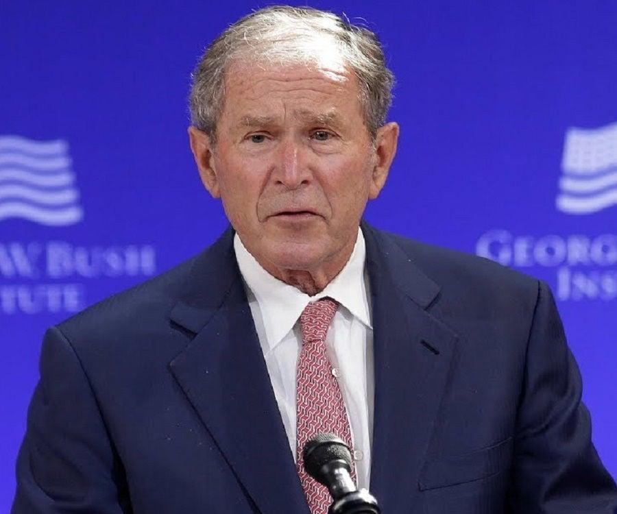 George W Bush Biography Childhood Life Achievements Timeline