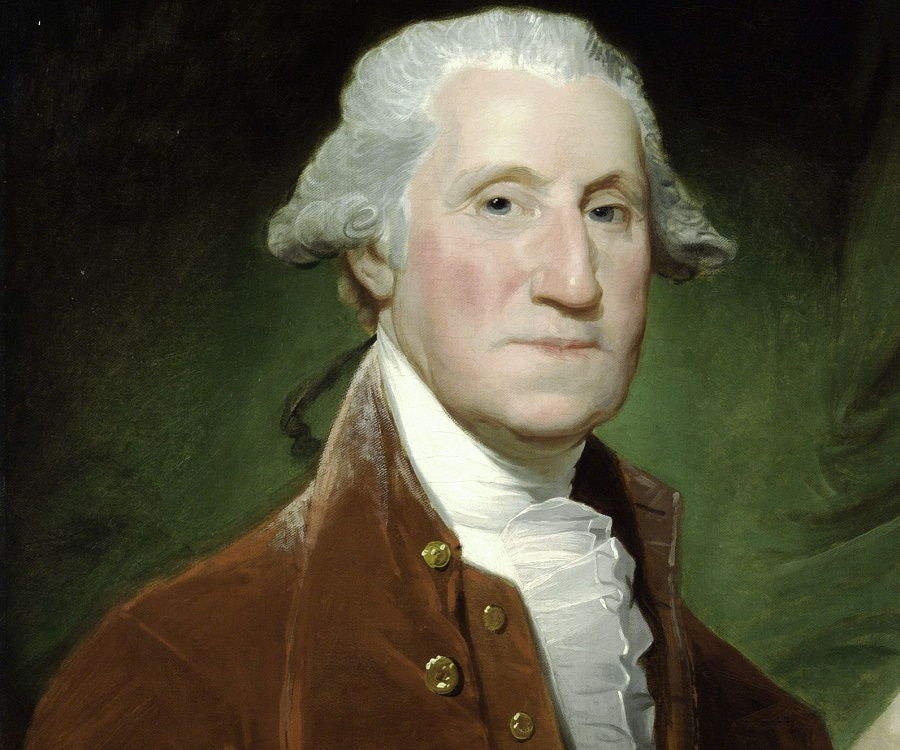 A biography of george washington the first president and one of the founding fathers of the united s