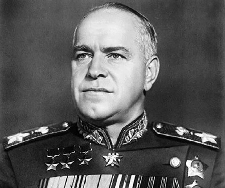 Georgy Zhukov Biograph...