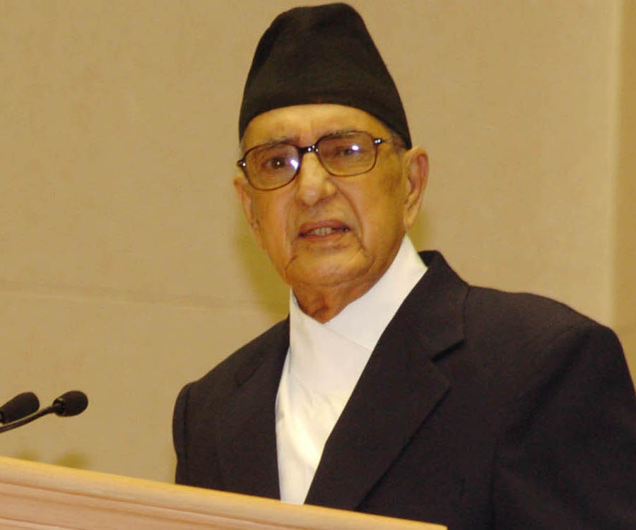 Leaders Notable People: Girija Prasad Koirala Biography