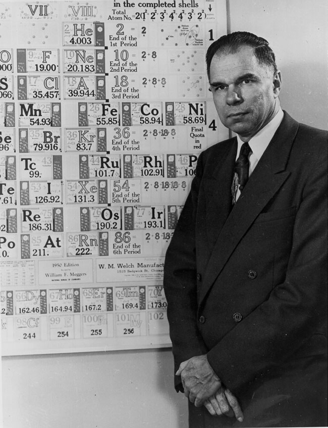 glenn t seaborg and the discovery of plutonium Glenn t seaborg was a world-renowned nuclear chemist, educator,  scientific advisor  1942-1961: separation of plutonium and  discovery of.