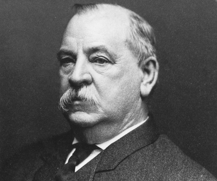 Grover Cleveland Biography Childhood Life Achievements