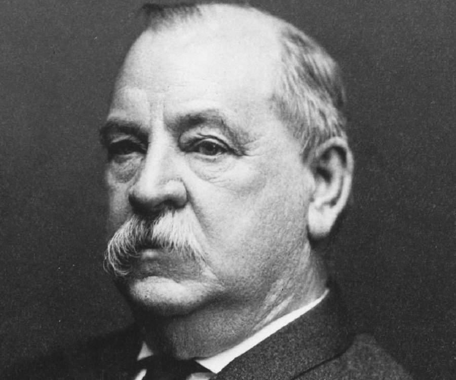 a biography of president grover cleveland The presidency of grover cleveland spanned the period in united states history  that encompasses the events of the maturation era or the gilded age president.