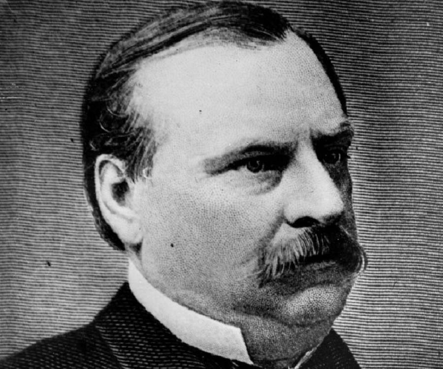 grover cleveland a biographical outline