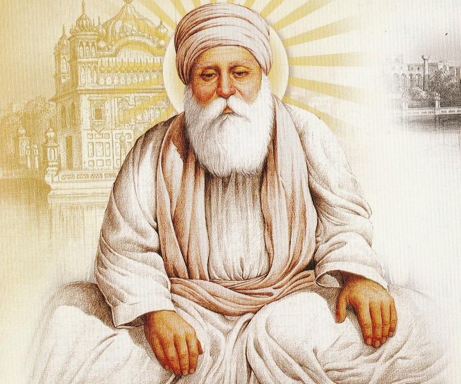 Guru Amar Das Biography Childhood Life Achievements Amp Timeline