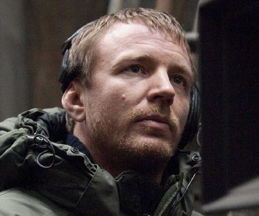 Guy Ritchie Biography ...