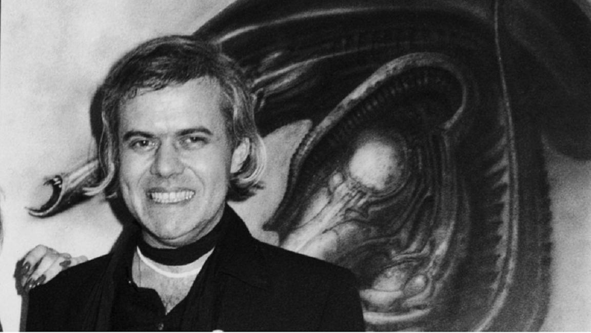 a biography of h r giger Oscar-winning (alien) swiss artist hr giger biography and artwork.