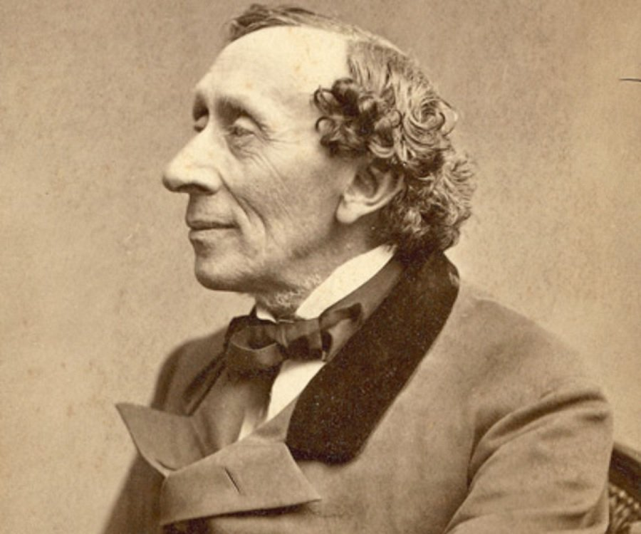 Image result for hans christian andersen