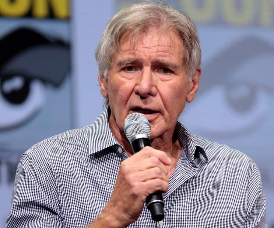 Harrison Ford Biograph...