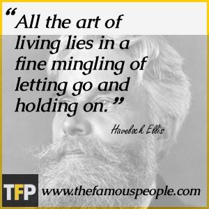 Fine Mingling Havelock Ellis Quotes