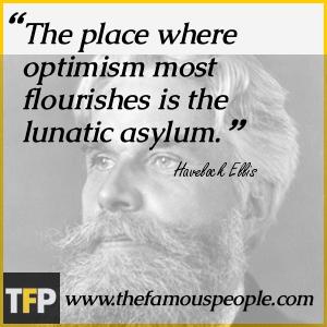 Henry Havelock Ellis Quotes