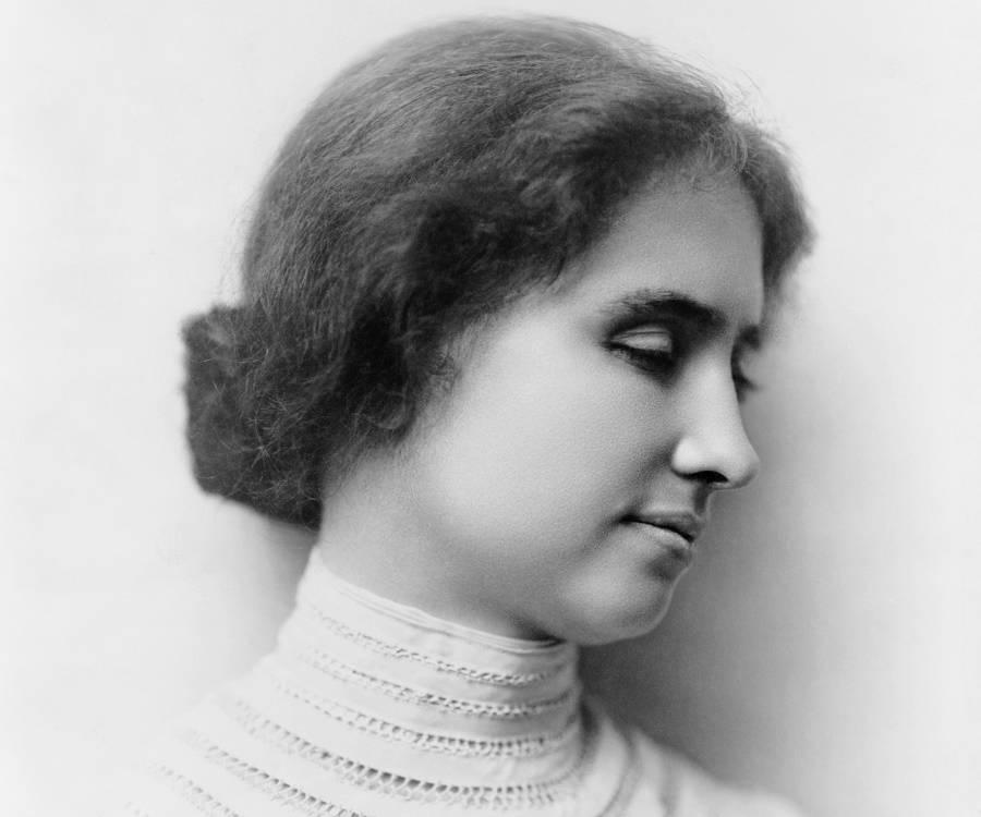 Helen Keller Biography Helen Keller Life Childhood And