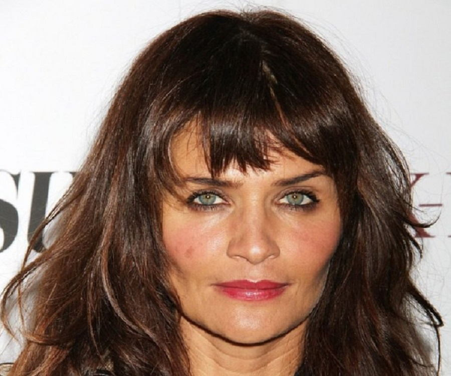Helena Christensen Biography - - 144.7KB