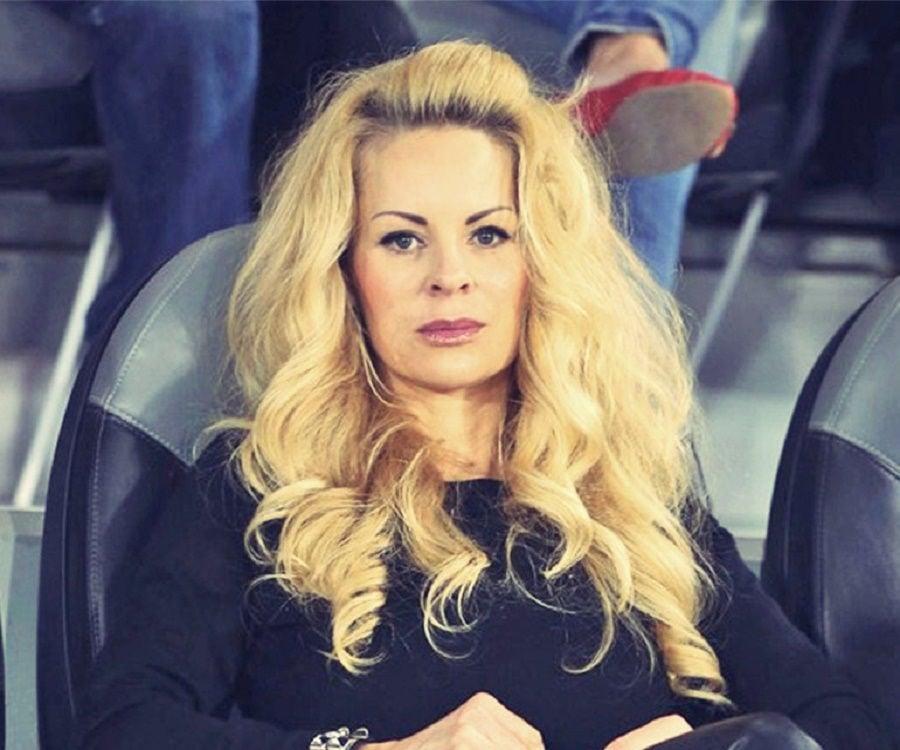 Zlatan Ibrahimovic Helena Seger