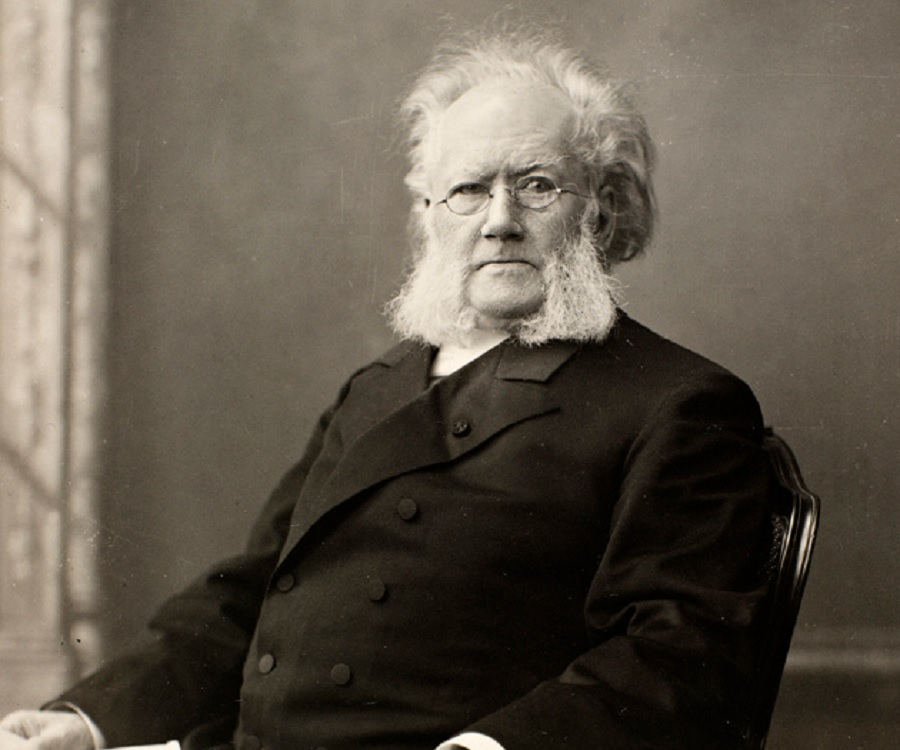 Walt Whitman >> Henrik Ibsen Biography - Facts, Childhood, Family, Life History & Achievements of Norwegian Writer