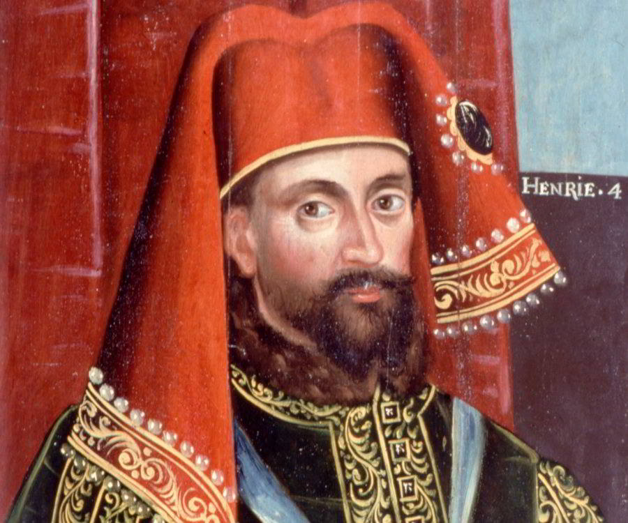 Henry IV Of England Biography ...