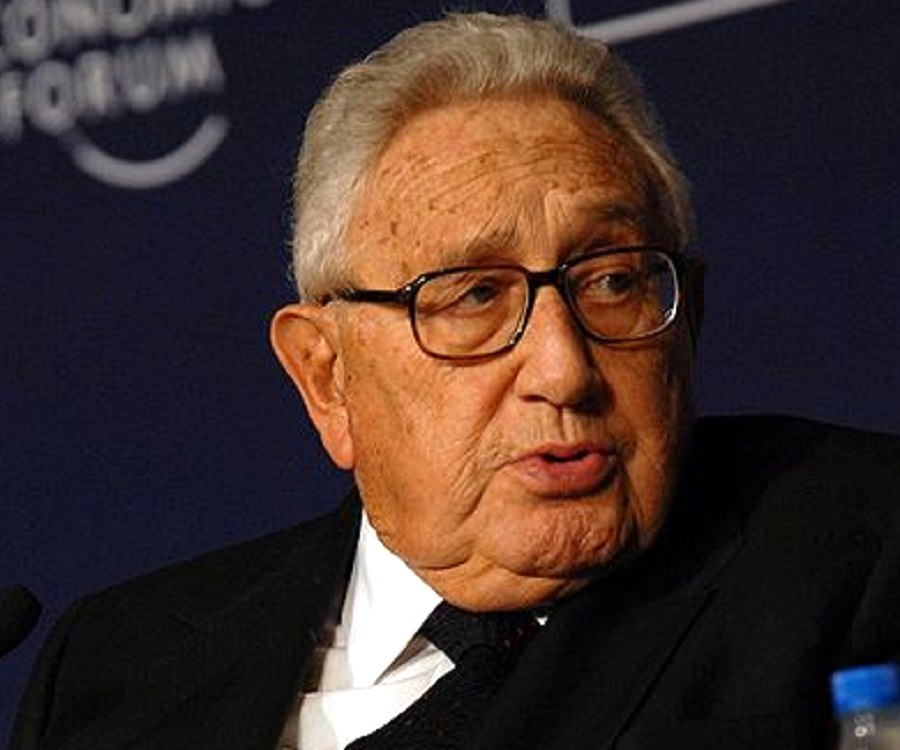 55 Insightful Quotes By Henry Alfred Kissinger The