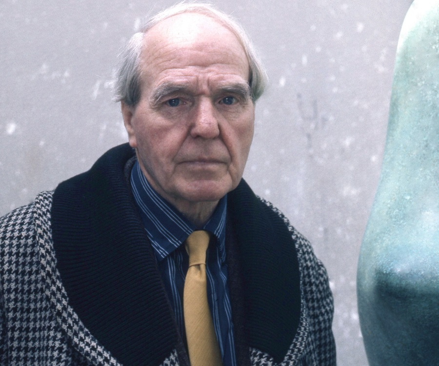 Henry Moore born
