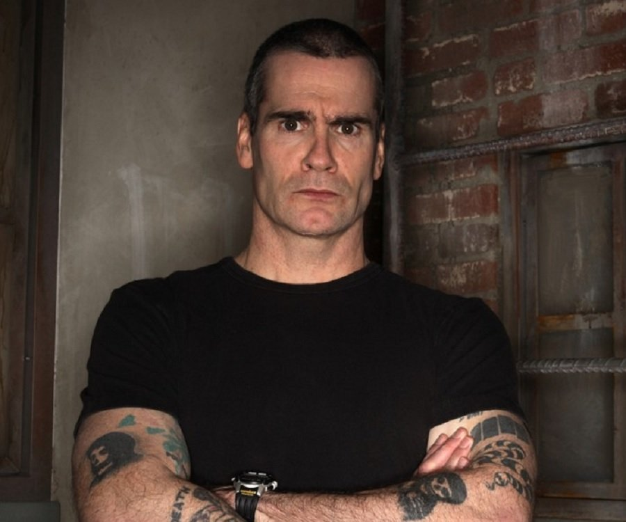 Henry Rollins Biography