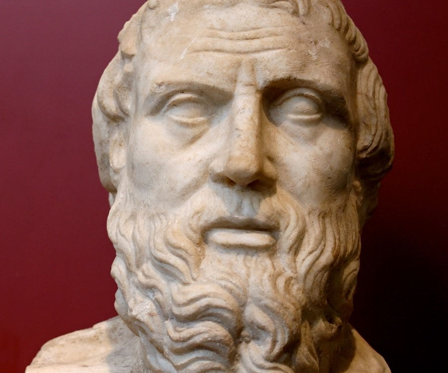 A biography of herodotus the father of history
